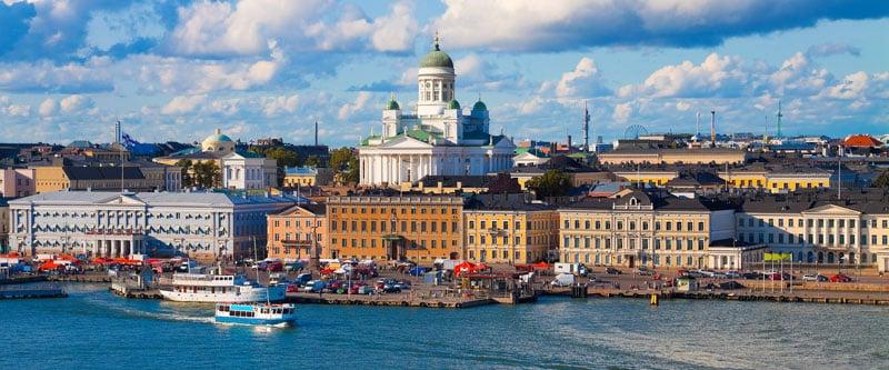 Finlande-Helsinki