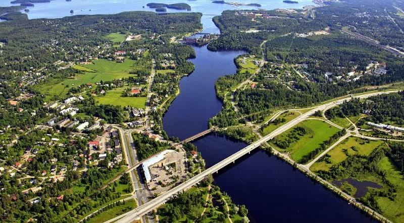 Finlande-Imatra