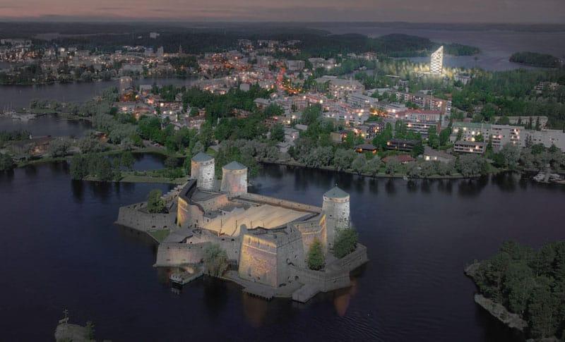 Finlande-Savonlinna